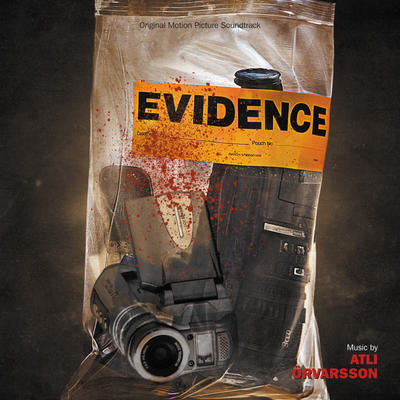 Cover art for Evidence