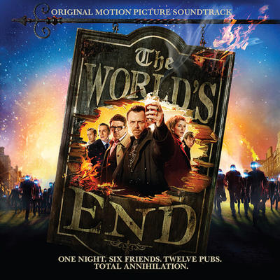 Cover art for The World's End