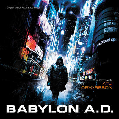 Cover art for Babylon A.D.