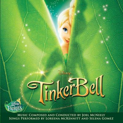 Cover art for Tinker Bell