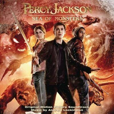 Cover art for Percy Jackson: Sea of Monsters