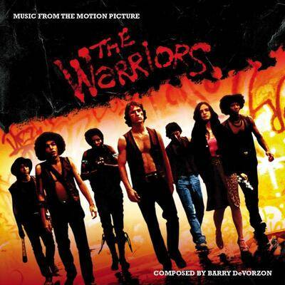 Cover art for The Warriors