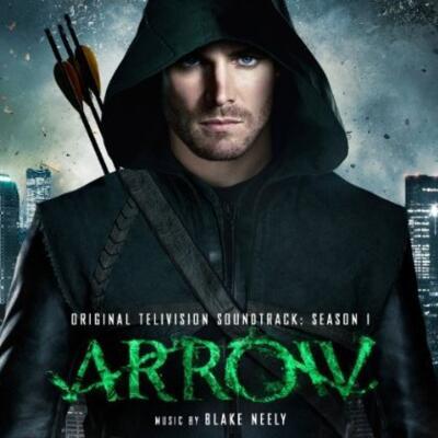 Cover art for Arrow (Season 1)