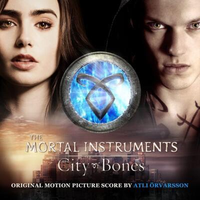 Cover art for The Mortal Instruments: City of Bones