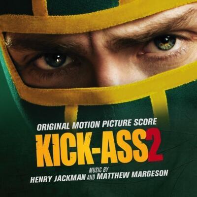 Cover art for Kick-Ass 2