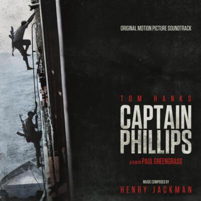 Cover art for Captain Phillips