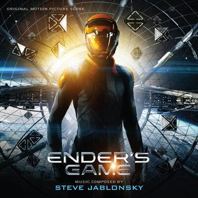 Cover art for Ender's Game (Original Motion Picture Score)