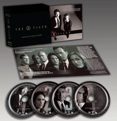 Cover art for The X-Files (Volume 2)