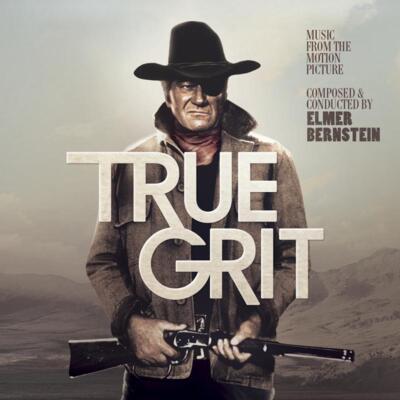 Cover art for True Grit