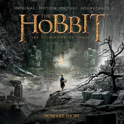 Cover art for The Hobbit: The Desolation of Smaug