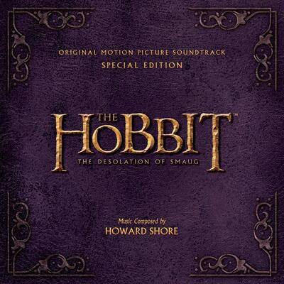 Cover art for The Hobbit: The Desolation of Smaug (Special Edition)