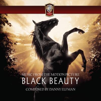 Cover art for Black Beauty