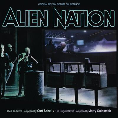Cover art for Alien Nation