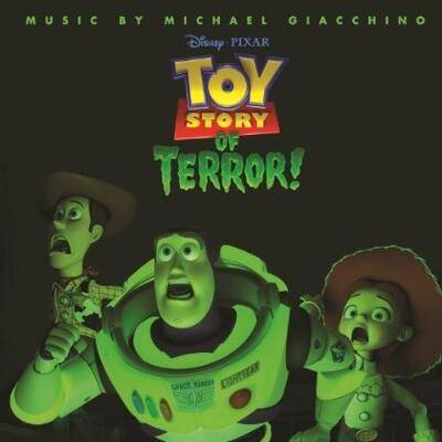 Cover art for Toy Story of Terror