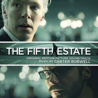 Cover art for The Fifth Estate