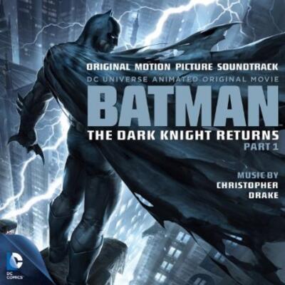 Cover art for Batman: The Dark Knight Returns, Part 1