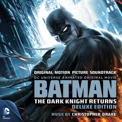 Cover art for Batman: The Dark Knight Returns (The Deluxe Edition)