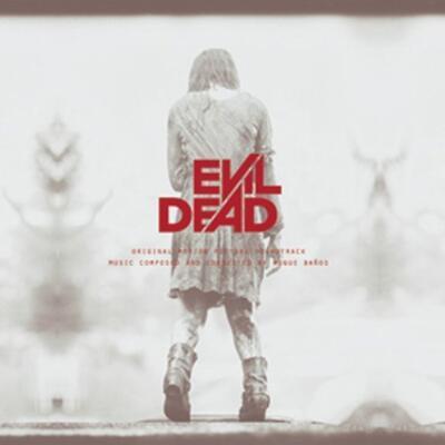 Cover art for Evil Dead (Death Waltz Recording Configuration)