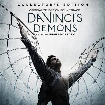 Cover art for Da Vinci's Demons (Collector's Edition)