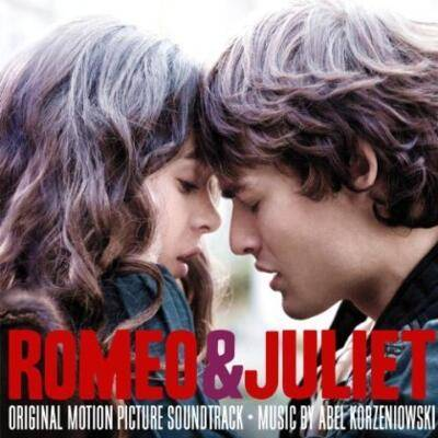 Cover art for Romeo and Juliet