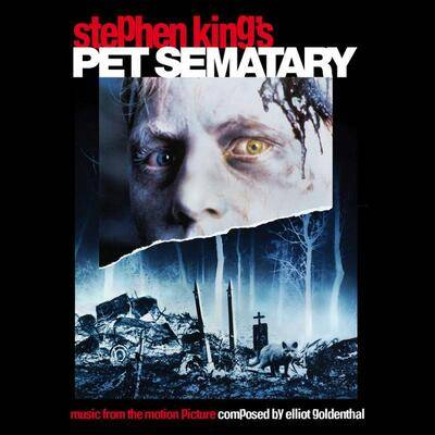 Cover art for Pet Sematary