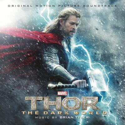 Cover art for Thor: The Dark World