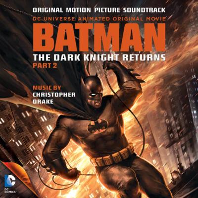 Cover art for Batman: The Dark Knight Returns, Part 2