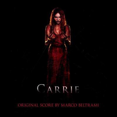 Cover art for Carrie (Original Score) (Bloody Red Vinyl)