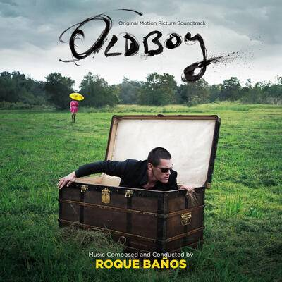 Cover art for Oldboy