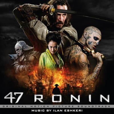 Cover art for 47 Ronin