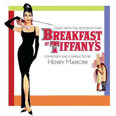 Cover art for Breakfast at Tiffany's