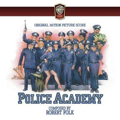 Cover art for Police Academy