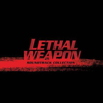 Cover art for Lethal Weapon Soundtrack Collection