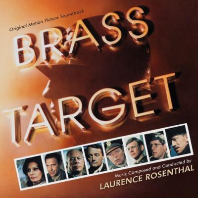 Cover art for Brass Target