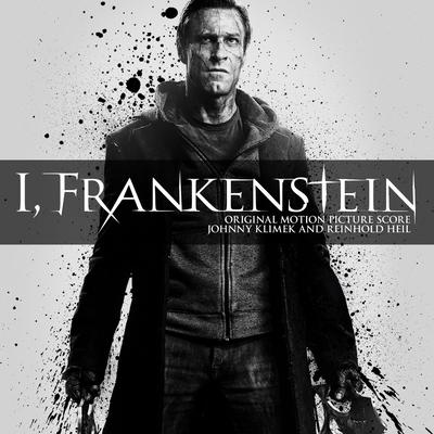 Cover art for I, Frankenstein