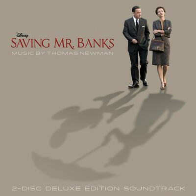 Cover art for Saving Mr. Banks