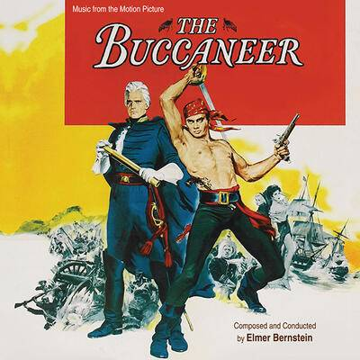 Cover art for The Buccaneer