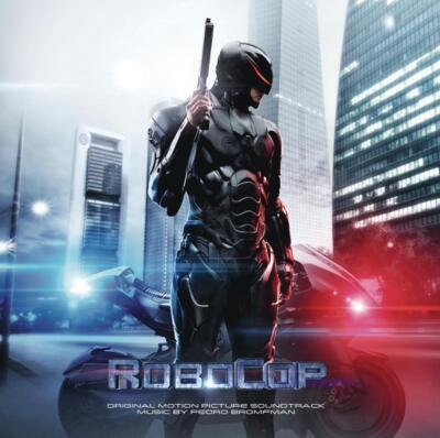 Cover art for RoboCop