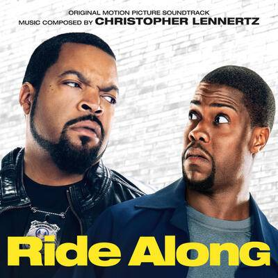 Cover art for Ride Along