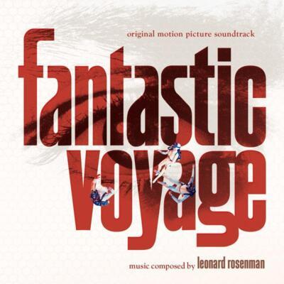 Cover art for Fantastic Voyage