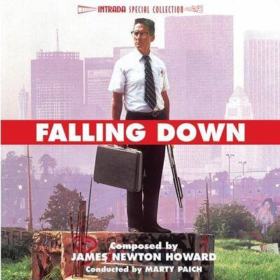 Cover art for Falling Down