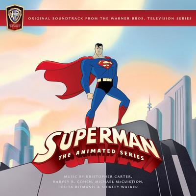 Cover art for Superman: The Animated Series