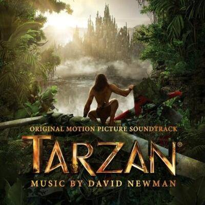 Cover art for Tarzan