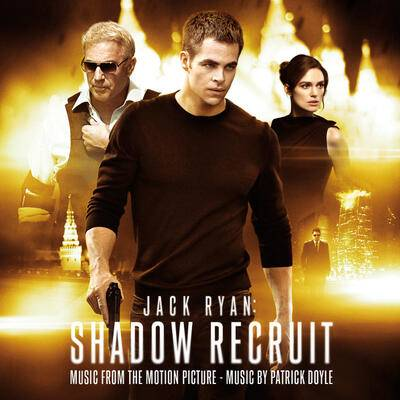 Cover art for Jack Ryan: Shadow Recruit