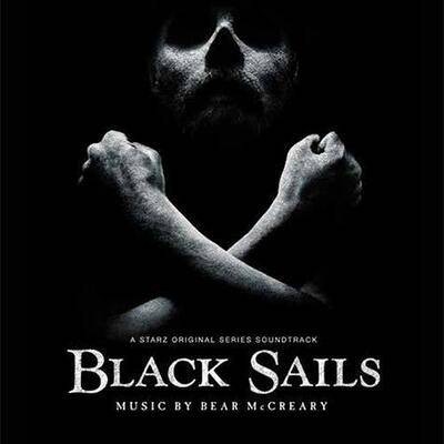 Cover art for Black Sails