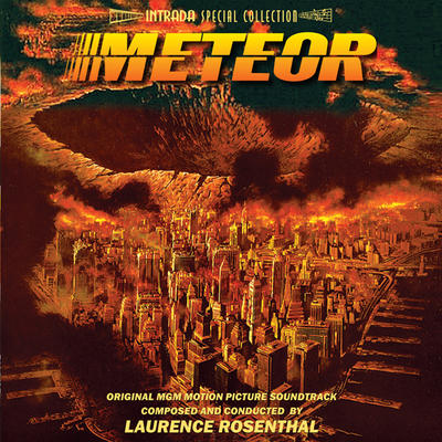 Cover art for Meteor