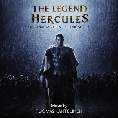 Cover art for The Legend of Hercules