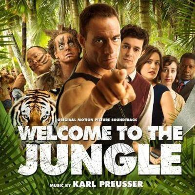 Cover art for Welcome to the Jungle