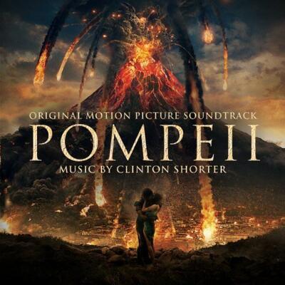 Cover art for Pompeii