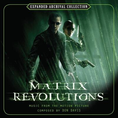 Cover art for The Matrix Revolutions (Expanded Archival Edition)